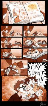 Marauders Play Time