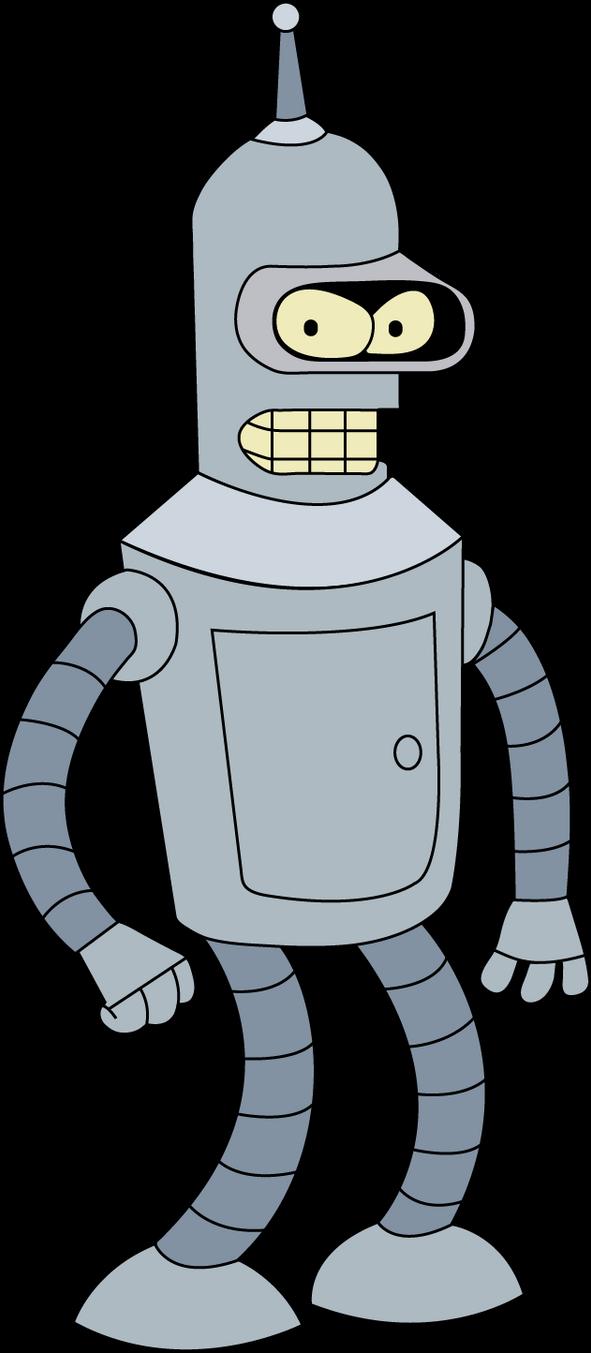 Bender by GAn187 on DeviantArt