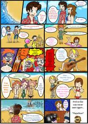 Acerotiburon Summer by frecklyfoxgirl