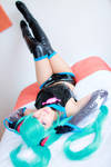Project Diva by DalinCosplay