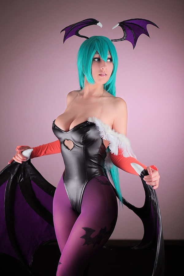 Morrigan by DalinCosplay