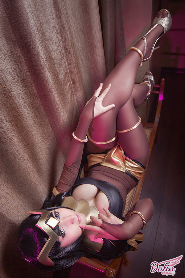 Tharja - Fire Emblem Cosplay by DalinCosplay
