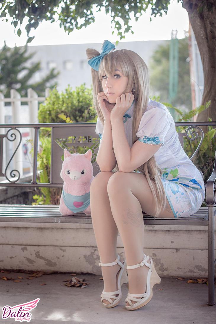 Kotori Minami 2 by DalinCosplay
