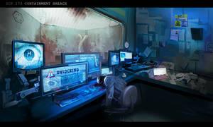SCP 173 Containment Breach