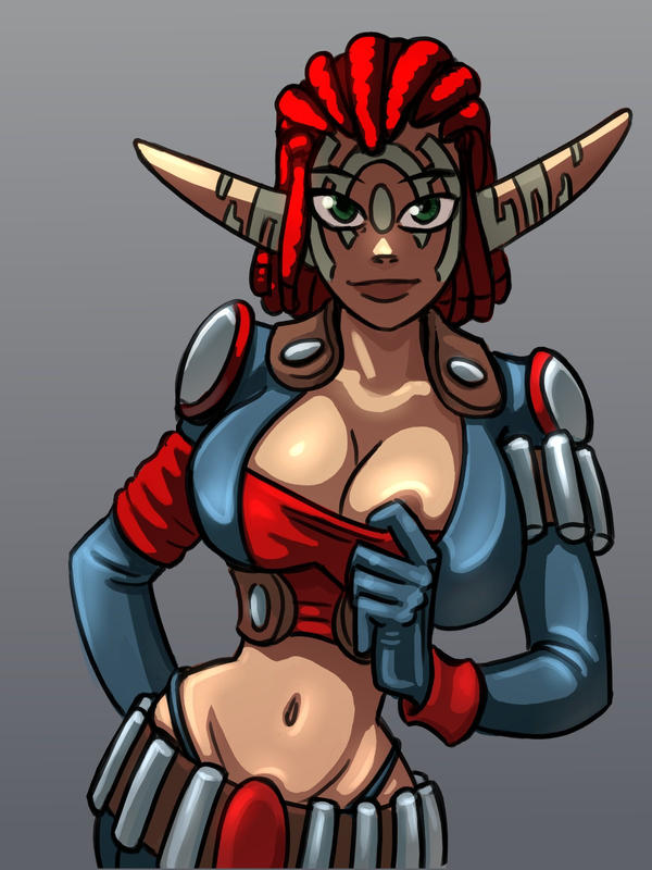 You Sexy naked jak and daxter girls pity