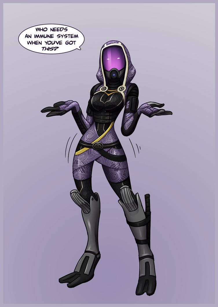 she means the suit by mastermead on DeviantArt  she means the s...