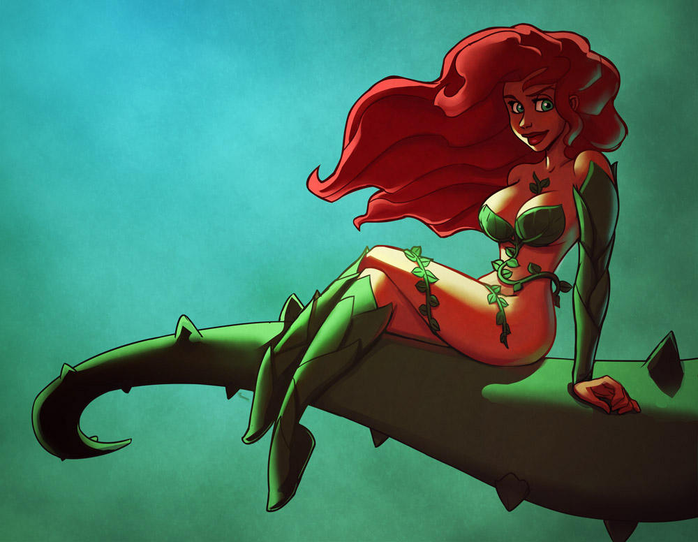 Poison Ivy for Wally