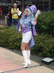 Trixie cosplay -BronyCon 2014-