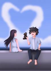 Ocean Love by tiquiajomari