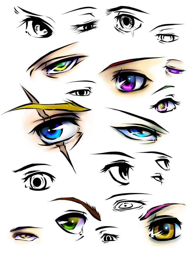 Eyes! by Arenheim