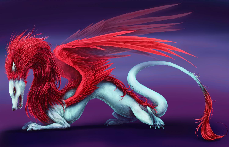 Dragon Frayrnborsti by Arenheim