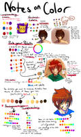 Some notes on color