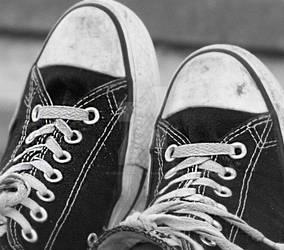 Shoes by bluecowmonkey