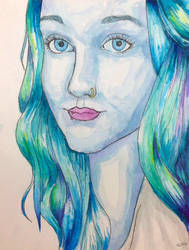 Blue by bluecowmonkey