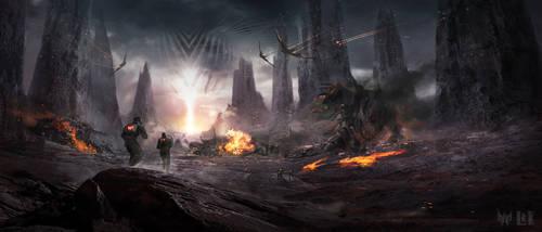 ACER Predator: Battlefield by Skyrion