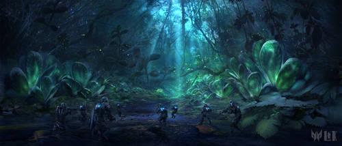 ACER Predator: The Jungle by Skyrion