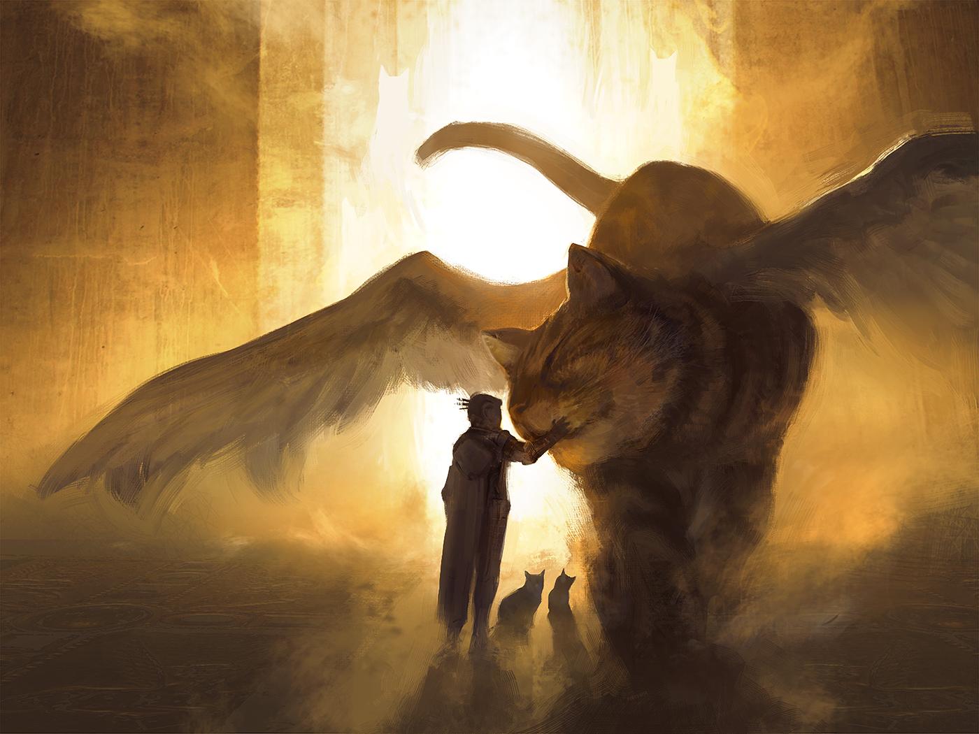 Farewell by Skyrion