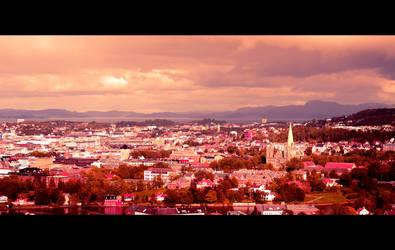 Trondheim by kellebass