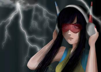 Elesa by BloodyButterfly-wp