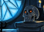 Dresden Files: Bob The Skull