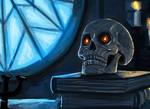Dresden Files: Bob The Skull