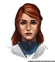 Lady Calrissa by Olieart