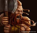 Commission: Dwarf