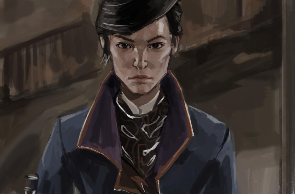 sketch 66 emily kaldwin study by olieart - Coloration Hnn