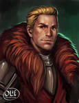 Dragon Age: Inquisition Fanart Cullen Rutherford