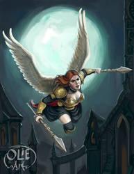 Vampire Angel
