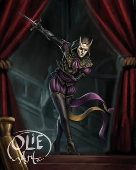 Cassiel The Dollmaster