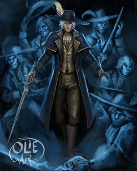 Auros the Many Duelist