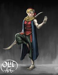Aeren Niath of the Order of Jaeldira