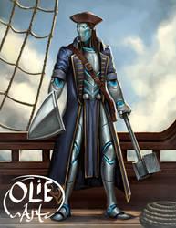 Khai Doc Asar, Tempest Cleric of Kord the Storm
