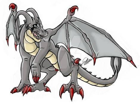 Request - OC Dragon #1