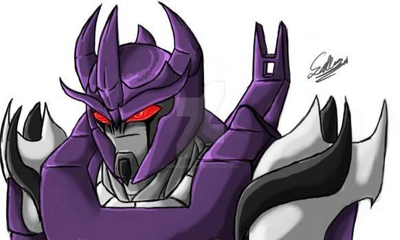 TF Prime Galvatron