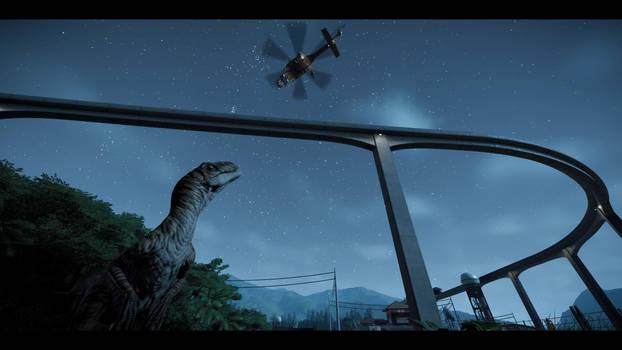 Extracting Asset - Jurassic World: Evolution