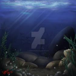 Underwater Scene #1