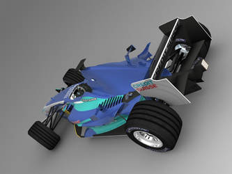 F1 Sauber for LFS by Gerdoner
