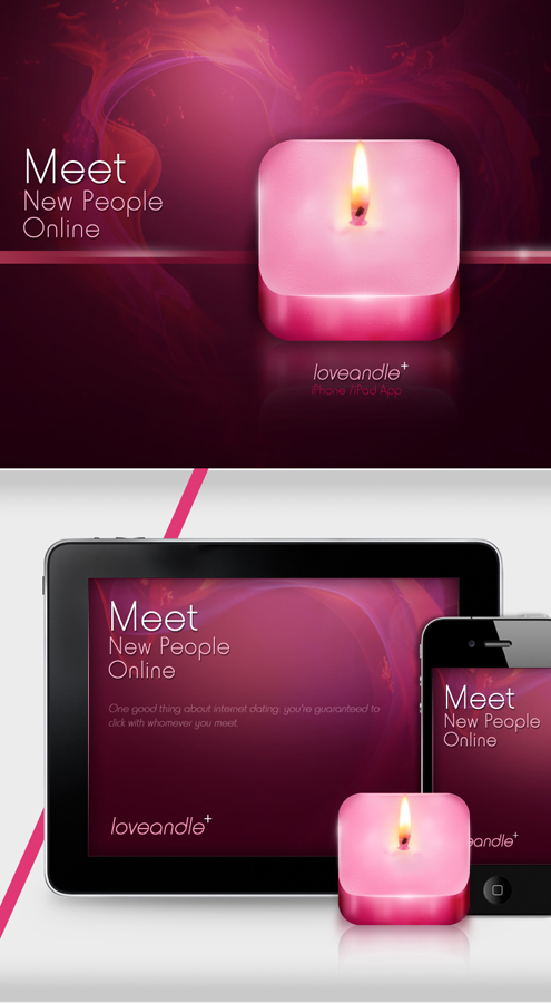 iPhone App Design by amynsattani