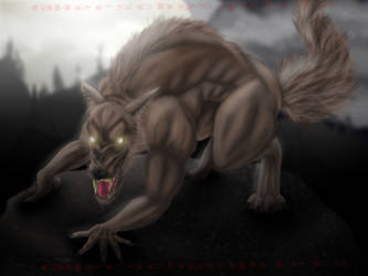 Werewolf by Herschysquirts