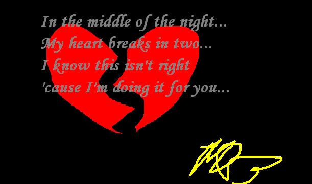 Broken heart poems tumblr