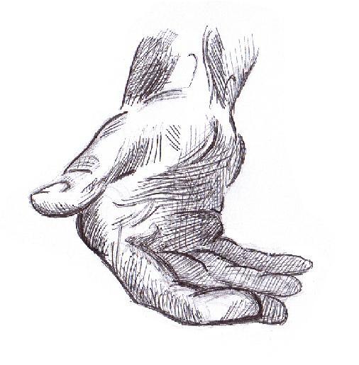 Hand by MizSquishy