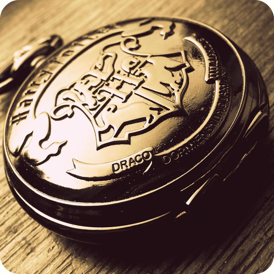 Pocket Watch by totalizzyness