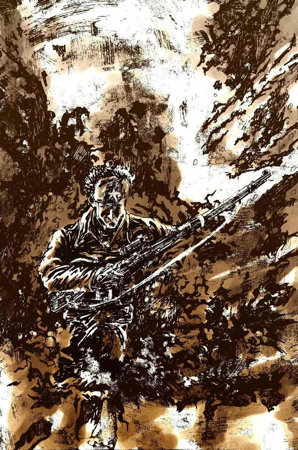 """Winter War"" Cover Colors by KurtBelcher1"