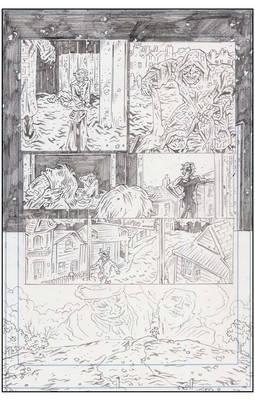 'HC' Page 8 Pencils
