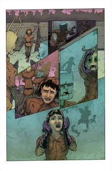 'U' 3 Page 5 Colors