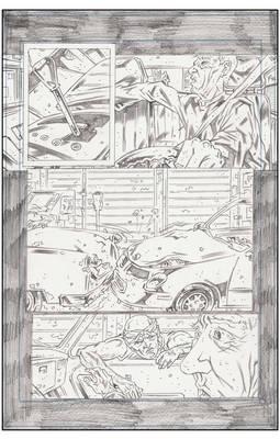 'Chalk' Page 6 Pencils