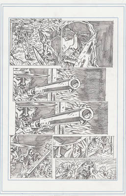Anomalists 1 Page 4 Pencils