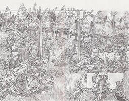 TLoLRT Pages 6 and 7 Pencils